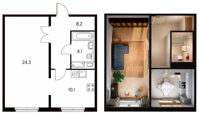 В какой последовательности правильно делать ремонт в квартире? Расскажем 16 этапов